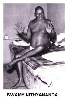 Swamy Nithyananda With Kaupeenam (Loin Cloth Only)