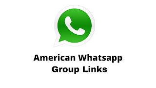 American Whatsapp Group Links
