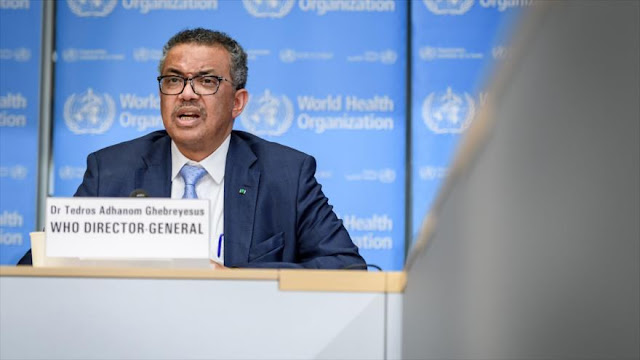 "OMS refuta informes de que Irán ""encubre"" gravedad de coronavirus"