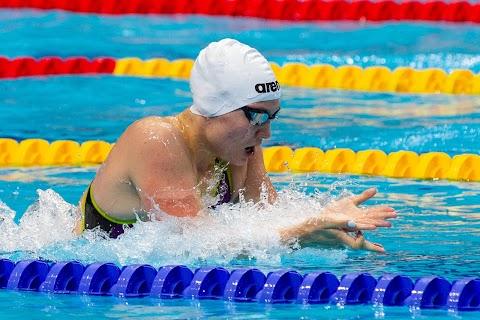 Junior úszó-vb - Békési Eszter olimpiai A szinttel ötödik 200 méter mellen