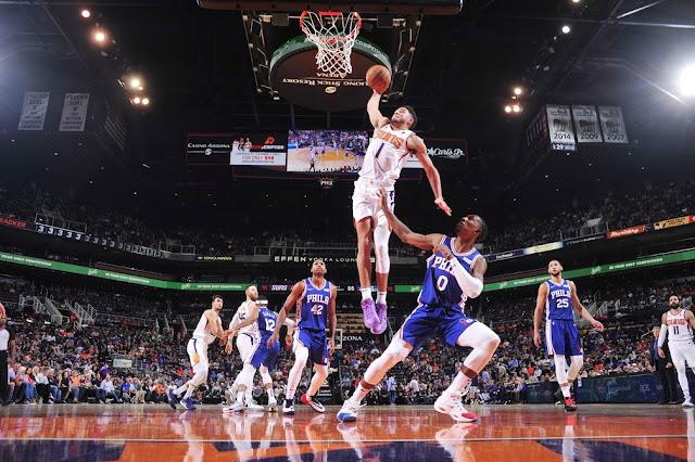 jogadores da NBA
