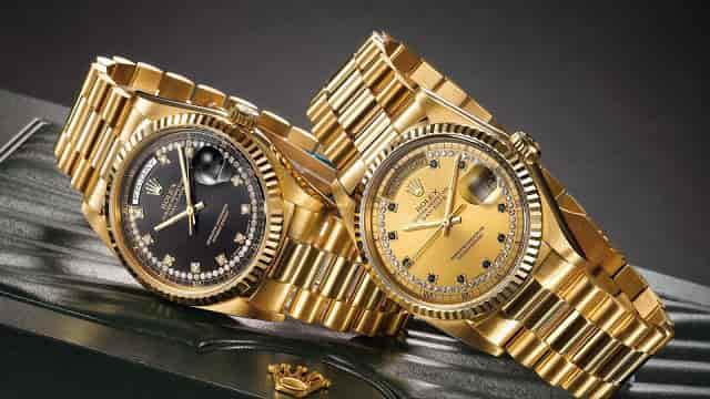 شراء ساعة رولكس 2020 السويسرية الفاخرة