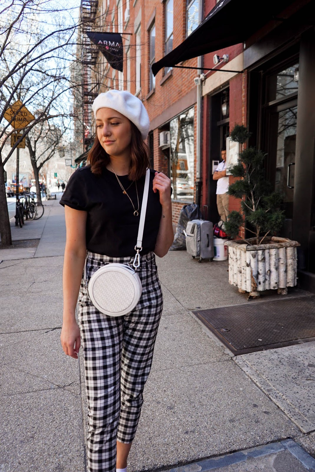The Streets Of New York // Lauren Rose Style Street Style NYC Fashion Blogger Outfit