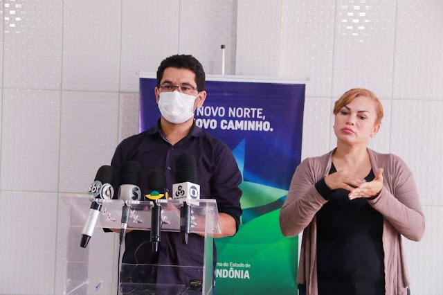 Rondônia recebe remessa com 7.400 doses de vacinas contra covid-19