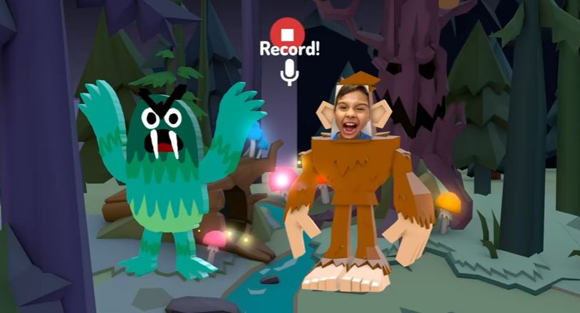 Google introduces Toontastic 3D: a playful storytelling app for kids