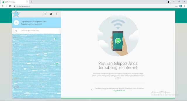Buka Whatsapp
