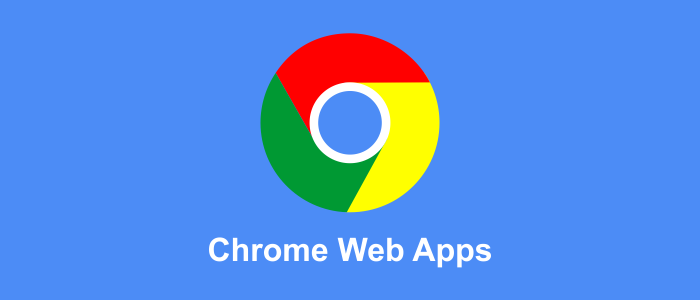 Chrome Web Apps Alternatif Aplikasi Android