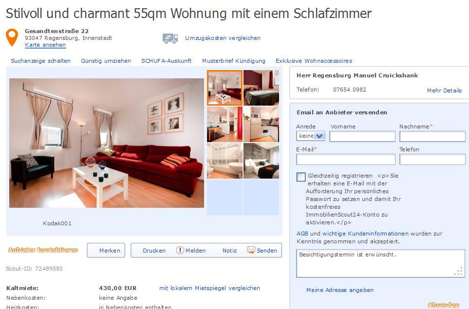 Wohnung Chemnitz Bernsdorf