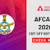 AFCAT 2020 Cutoff (Official): Check Here