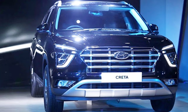 Hyundai creta 2020 booking start in india.