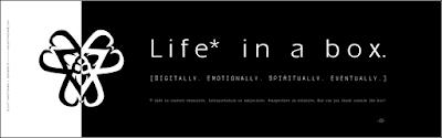 Life in a Box Copyright 2017 Christopher V. DeRobertis. All rights reserved. insilentpassage.com