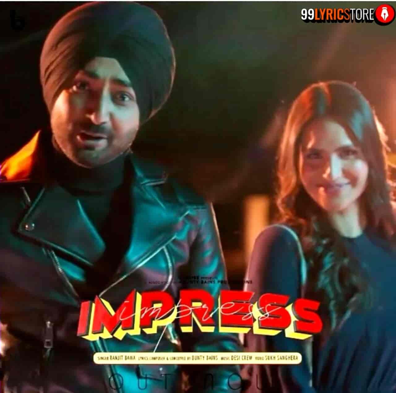 Impress Ranjit Bawa Song Images