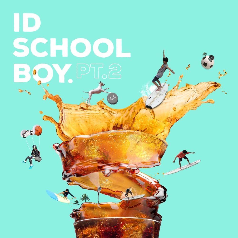 JO WOO CHAN – ID Schoolboy pt.2 – Single