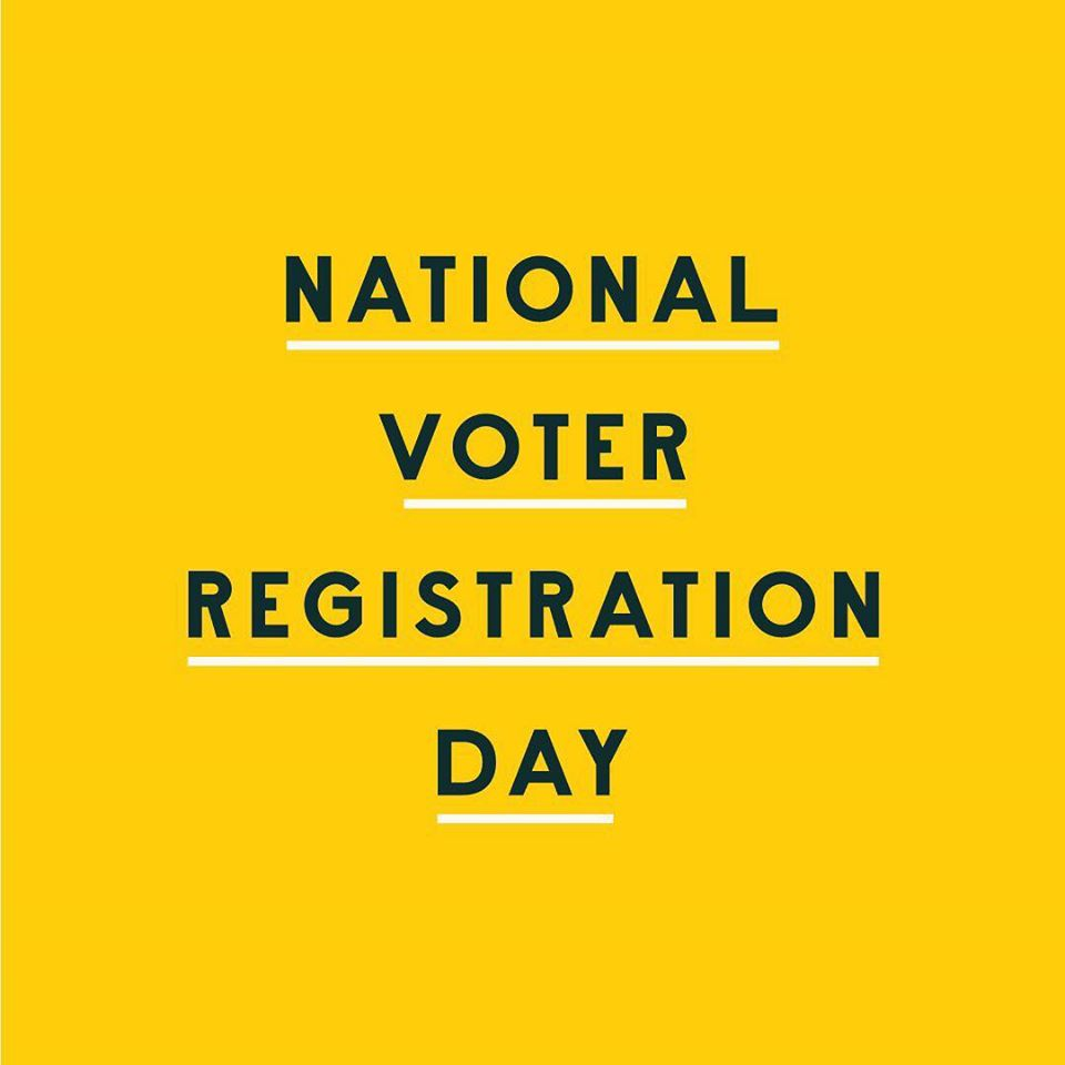 National Voter Registration Day Wishes pics free download