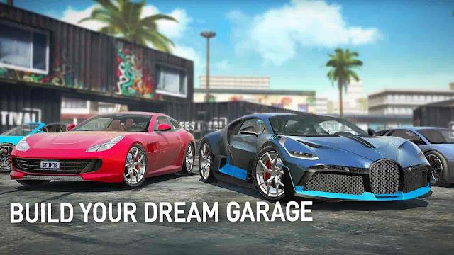 Car Stunt Races Mega Ramps V1.8.6 MOD APK – PARA HİLELİ
