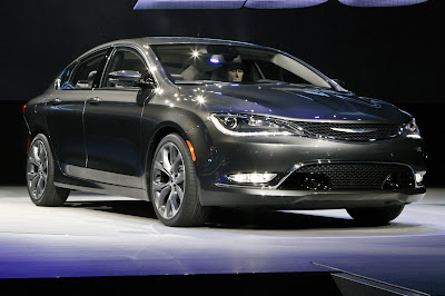 Nex-Gen Chrysler 200 Sedan auto show Hd Pictures