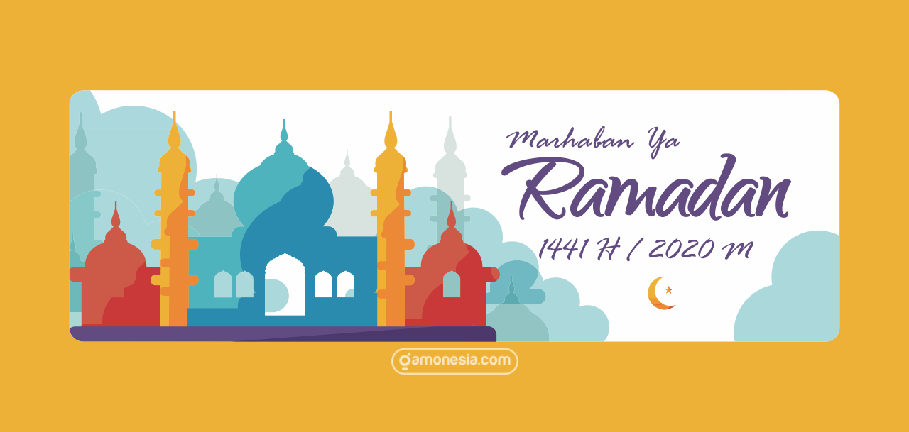 spanduk tarhib ramadhan cdr