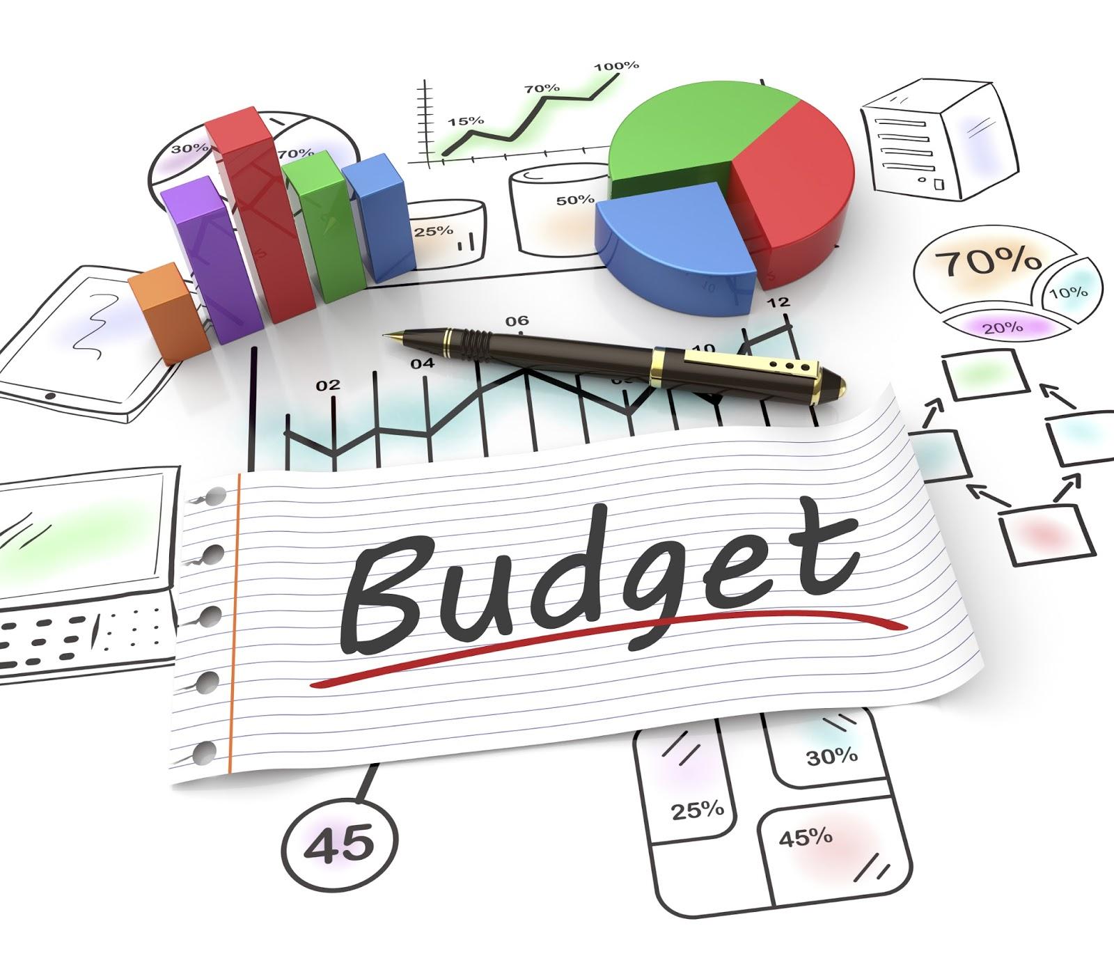 Administración Financiera : Planilla modelo de presupuesto