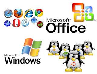 Komponen Utama Komputer - Software