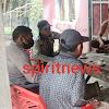 Bhabinkamtibmas Polsek Galesong Selatan Polres Takalar Sosialisasikan Adaptasi Kebiasaan Baru
