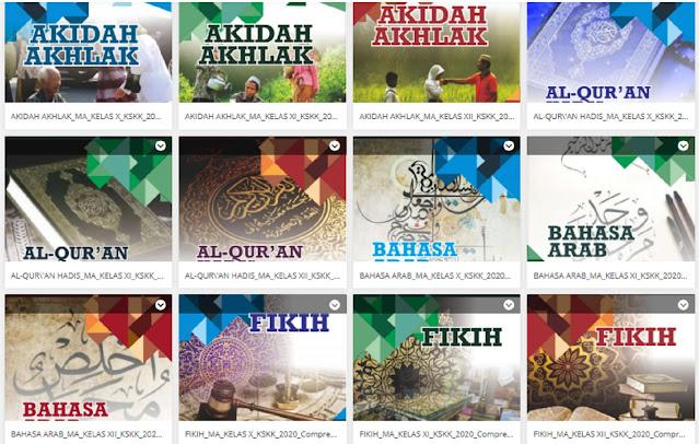 Perangkat Guru Buku Digital Madrasah PAI