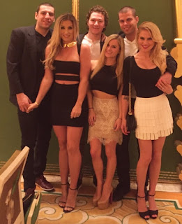 Tyler Toffoli With Friends