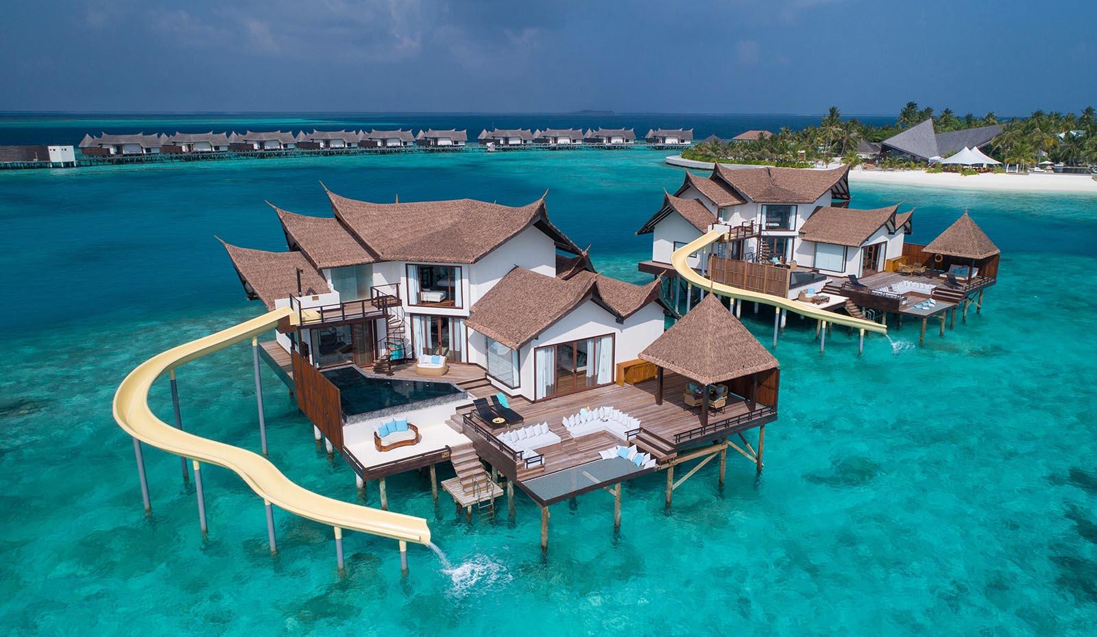 Отель Ozen reserve bolifushi на Мальдивах