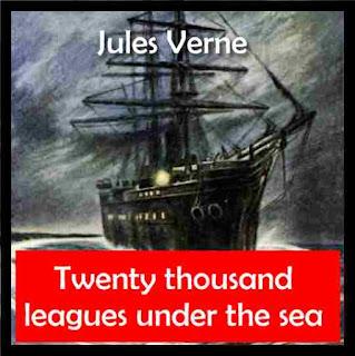 Twenty thousand leagues under the sea - Illustrated