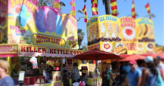 A Day at the LA County Fair