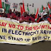 Photos: Nigeria Labor Congress stage protest in Abuja over plans to increase electricity tarriff