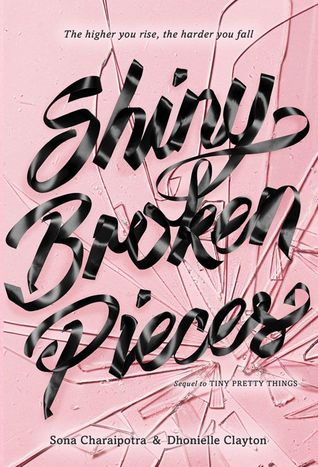 Shiny Broken Pieces book cover
