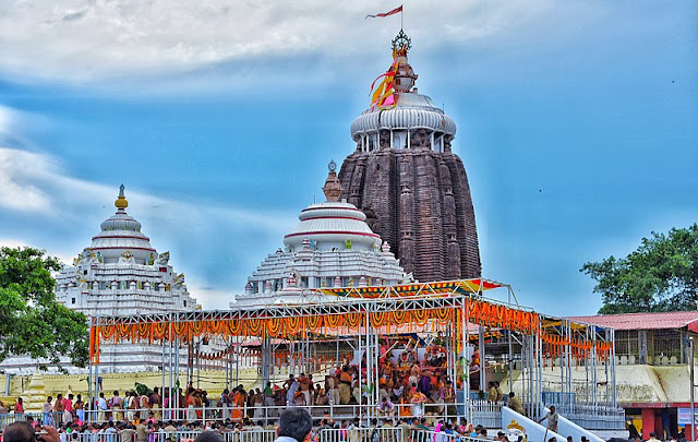 who built jagannath temple?