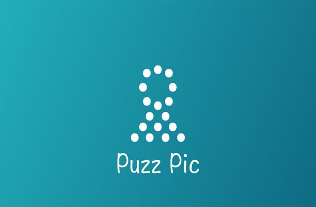 تطبيق PuzzPic لحل الالغاز ومشاركتها على الايفون