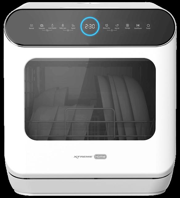 XTREME Home Countertop Dishwasher