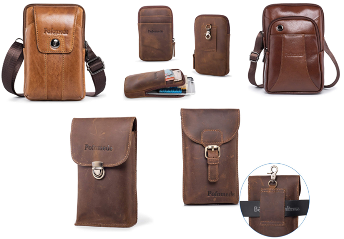 60% OFF VINTAGE STYLE LEATHER Bags, Pouches, and Holsters!