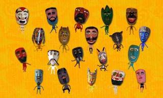 20 masks count. Sesame Street Count On Elmo