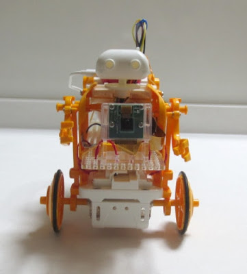 Raspberry Pi Zero WHでロボット(前)