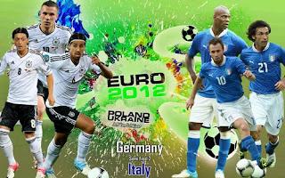 Prediksi Skor Jerman vs Italia Euro 29 Juni 2012