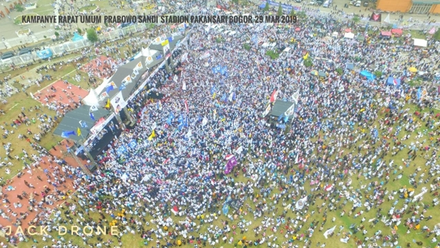 BPN: Gerakan People Power Tanda-tanda Prabowo-Sandi Menang