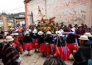 Musica y danzas de la cultura Cañari