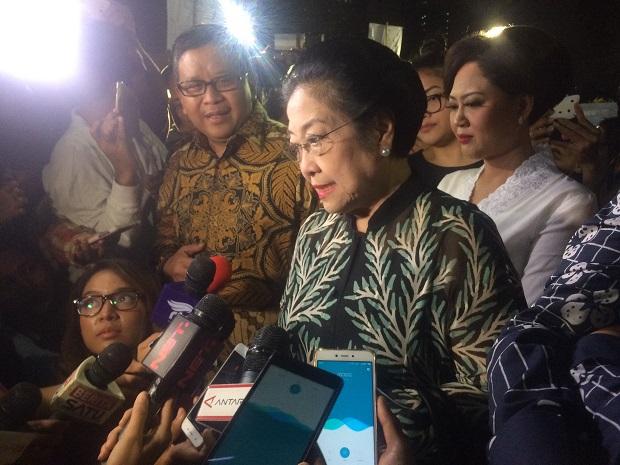 Ditanya Usung Siapa di Pilpres 2019, Jawaban Megawati Mengagetkan!