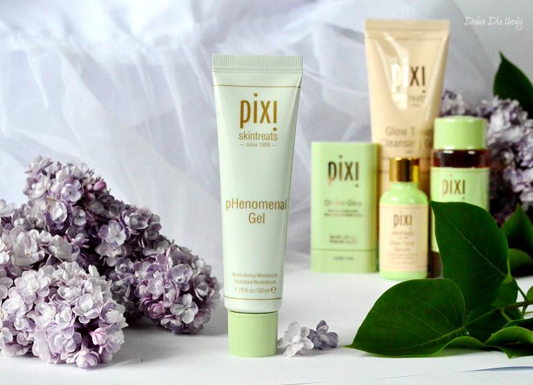 Pixi Glow Collection - pHenomenal Gel recenzja