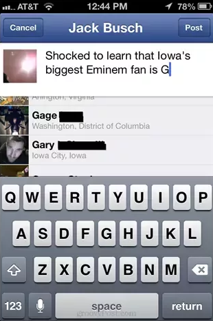 How Do U Tag On Facebook