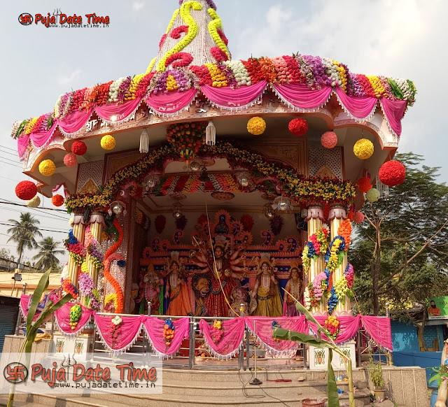 Durga Puja Pandel