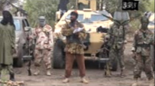 boko haram latest 2014 video
