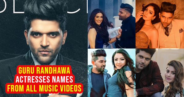 guru randhawa music video actresses names black high rated lahore