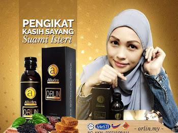 Susuk 'PENGETAT' Dengan Jus Orlin Dari ALLUDRA INTERNATIONAL