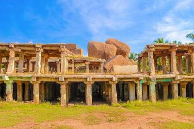 Hampi Temple in hindi