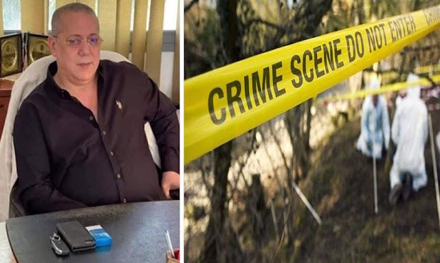 الاحتفاظ بالإبن وزوجته في قضية مقتل رجل الأعمال