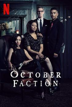October Faction 1ª Temporada Torrent – WEB-DL 720p Dual Áudio